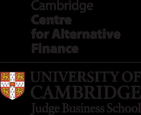Cambridge Centre for Alternative Finance logo.