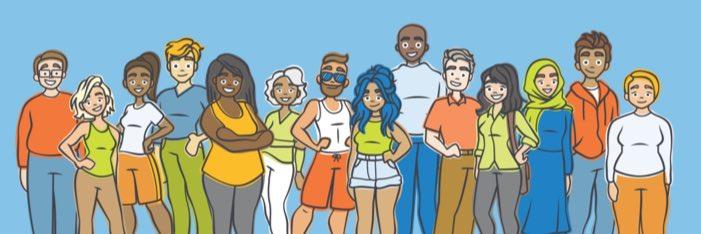 A diverse YNAB community